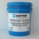 Densificador liquido para pisos base litio para un acabado de alto brillo